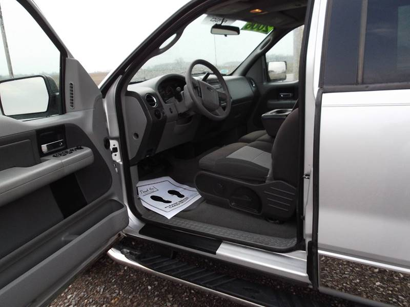 2006 Ford F-150 XLT 4dr SuperCab 4WD Styleside 6.5 ft. SB - Edgerton OH