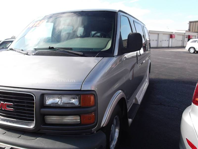 1999 GMC SAVANNA RV G1500  - Edgerton OH
