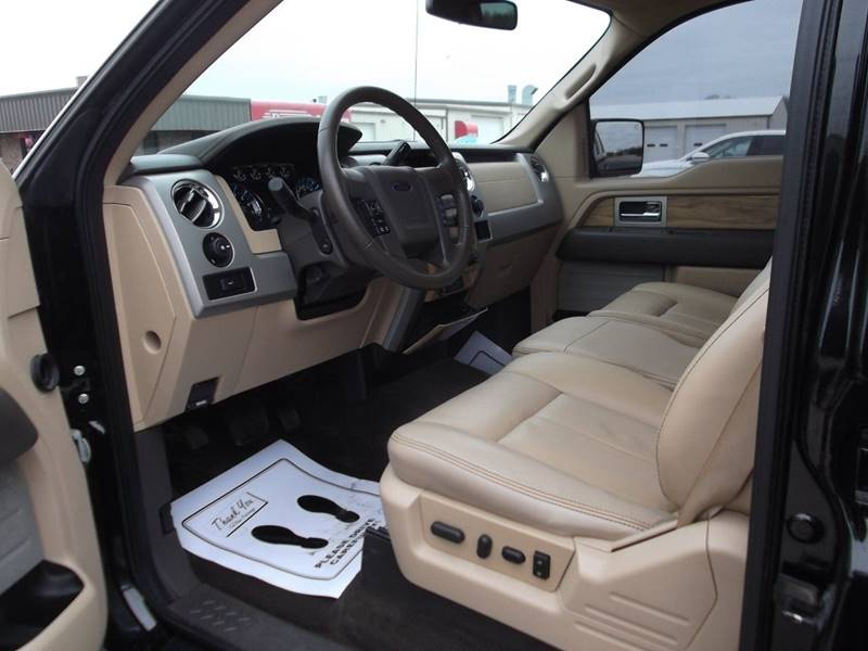 2011 Ford F-150 4x4 Lariat 4dr SuperCrew Styleside 5.5 ft. SB - Edgerton OH