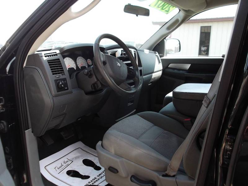 2007 Dodge Ram Pickup 1500 SLT 4dr Quad Cab 4WD SB - Edgerton OH