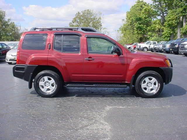 2008 Nissan Xterra 4x4 Se 4dr Suv 5a In Hillsboro Oh
