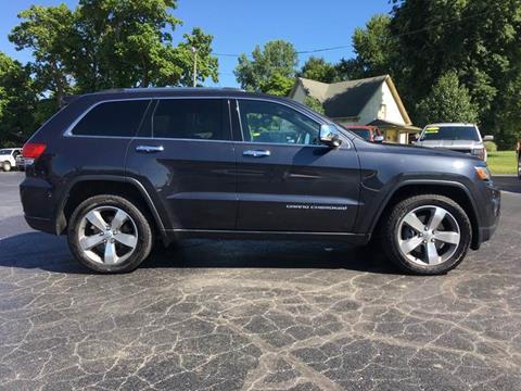 2014 Jeep Grand Cherokee for sale in Hillsboro, OH