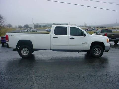 2008 GMC Sierra 2500HD for sale in Hillsboro, OH