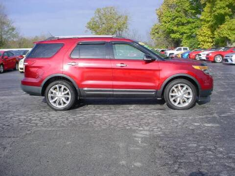 2014 Ford Explorer for sale at Westview Motors in Hillsboro OH