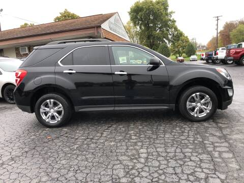 2016 Chevrolet Equinox for sale at Westview Motors in Hillsboro OH