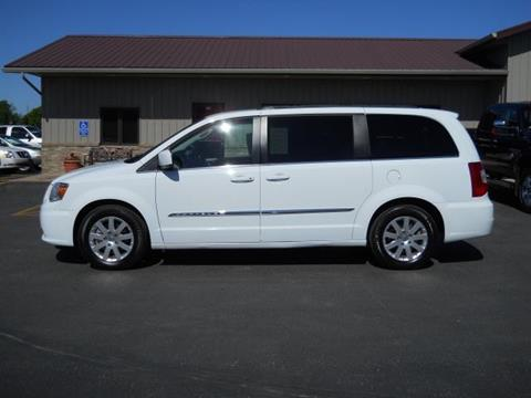 2016 Chrysler Town and Country for sale in Luverne, MN