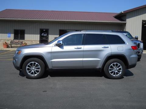 2015 Jeep Grand Cherokee for sale in Luverne MN