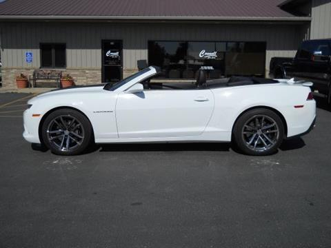2015 Chevrolet Camaro for sale in Luverne, MN