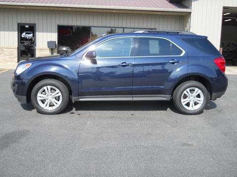 2015 Chevrolet Equinox for sale in Luverne MN