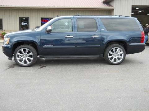2008 Chevrolet Suburban for sale in Luverne MN