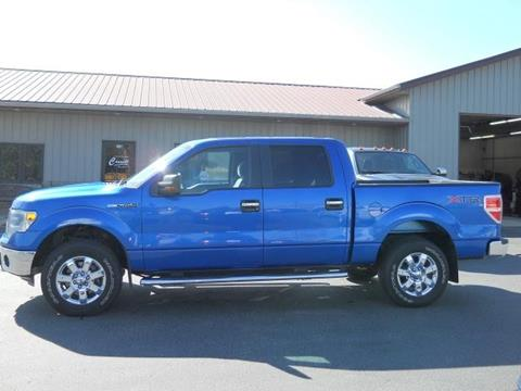 2014 Ford F-150 for sale in Luverne MN