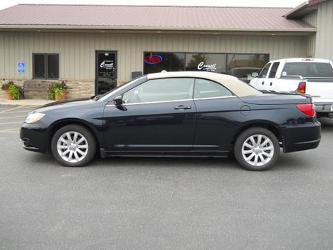 2011 Chrysler 200 Convertible for sale in Luverne MN