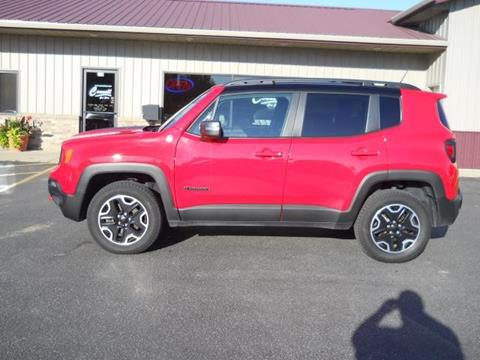 2016 Jeep Renegade for sale in Luverne MN