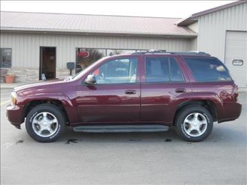 2006 Chevrolet TrailBlazer for sale in Luverne, MN