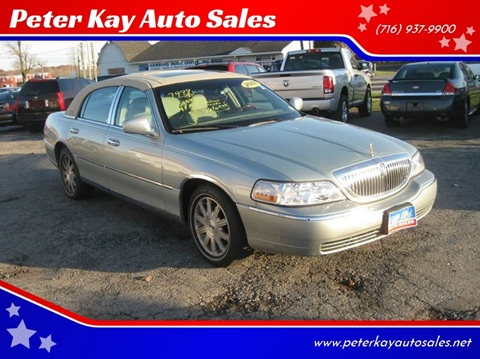 2007 Lincoln Town Car For Sale In New York Carsforsale Com