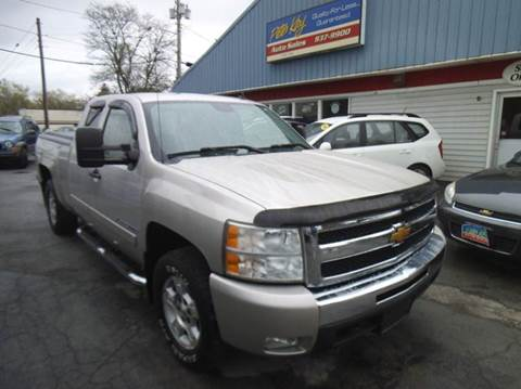 2007 Chevrolet Silverado 1500 for sale at Peter Kay Auto Sales in Alden NY