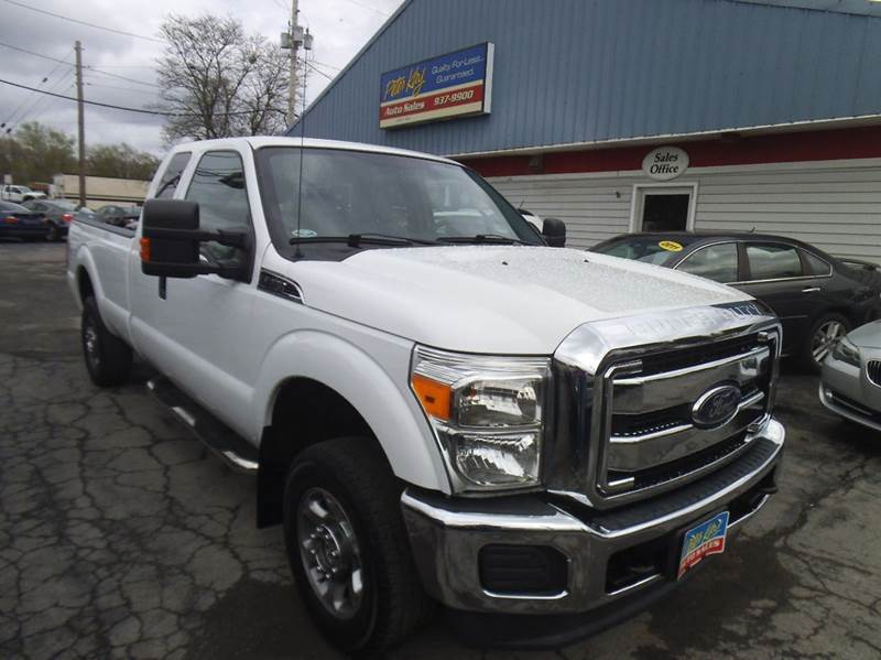 2013 Ford F-250 Super Duty for sale at Peter Kay Auto Sales in Alden NY