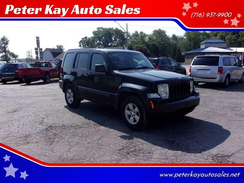 2009 Jeep Liberty For Sale At Peter Kay Auto Sales In Alden NY