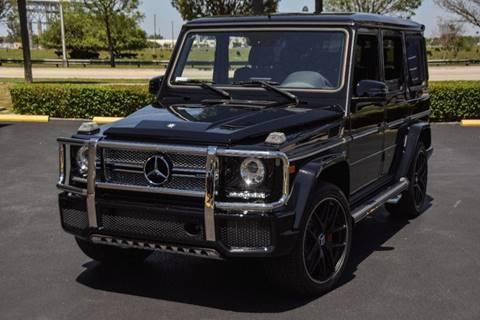 2016 Mercedes Benz G Class For Sale In Detroit, MI