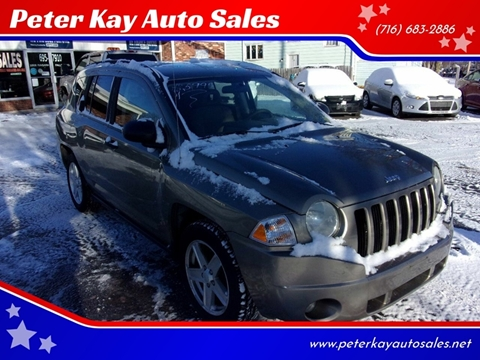 2007 Jeep Compass for sale in Alden, NY