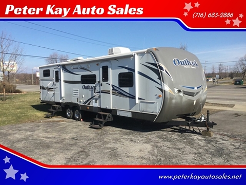 2012 Keystone Outback for sale in Hamburg, NY