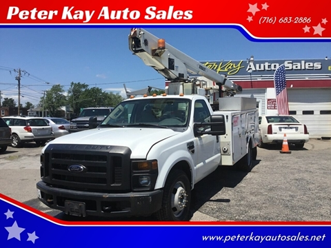 2008 Ford F-350 Super Duty for sale in Alden, NY