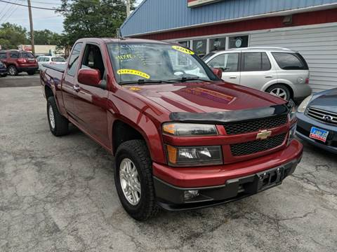 2011 Chevrolet Colorado For Sale In Alden Ny