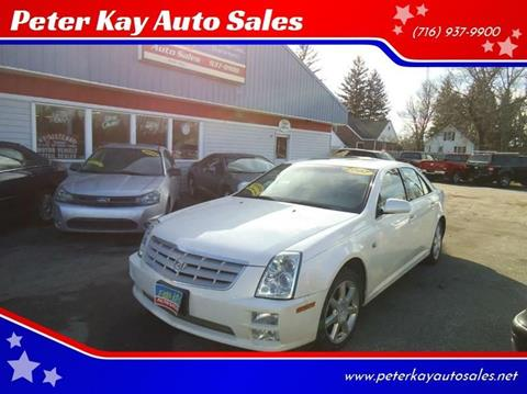 2007 Cadillac STS for sale in Alden, NY