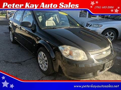 2009 Chevrolet Cobalt for sale at Peter Kay Auto Sales in Alden NY