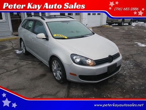 2012 Volkswagen Jetta for sale at Peter Kay Auto Sales in Alden NY