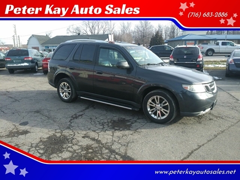 2007 Saab 9-7X for sale at Peter Kay Auto Sales in Alden NY