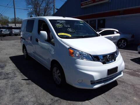 2018 Nissan NV200 for sale at Peter Kay Auto Sales in Alden NY