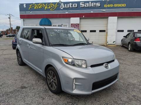 2013 Scion xB for sale at Peter Kay Auto Sales in Alden NY