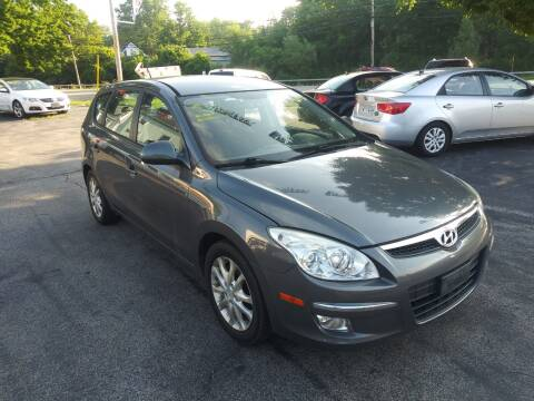 2009 Hyundai Elantra for sale at Peter Kay Auto Sales in Alden NY
