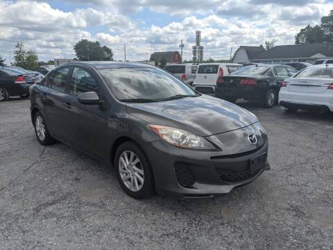 2012 Mazda MAZDA3 for sale at Peter Kay Auto Sales in Alden NY