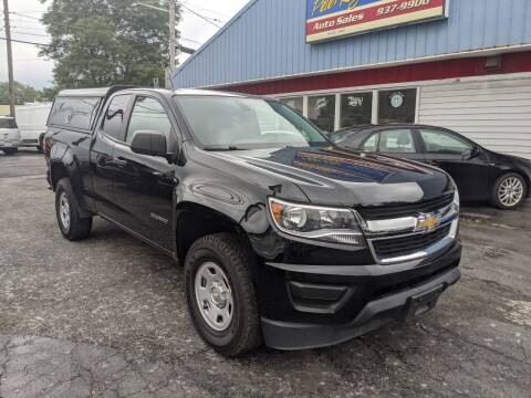 2016 Chevrolet Colorado for sale at Peter Kay Auto Sales in Alden NY