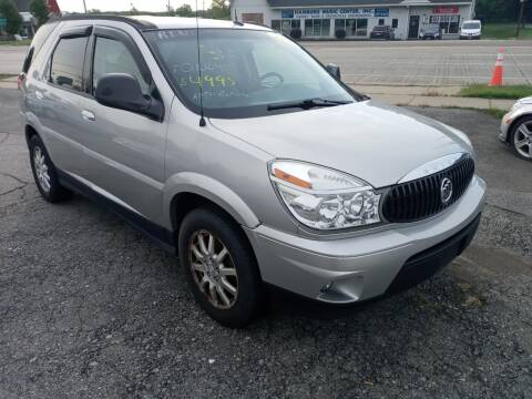 2006 Buick Rendezvous for sale at Peter Kay Auto Sales in Alden NY