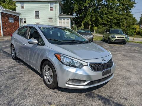 2015 Kia Forte for sale at Peter Kay Auto Sales in Alden NY