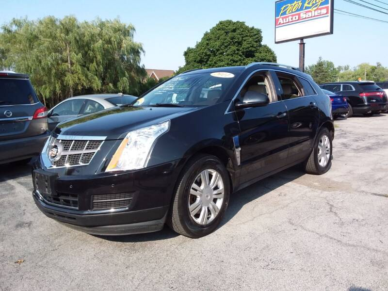 2011 Cadillac SRX for sale at Peter Kay Auto Sales in Alden NY
