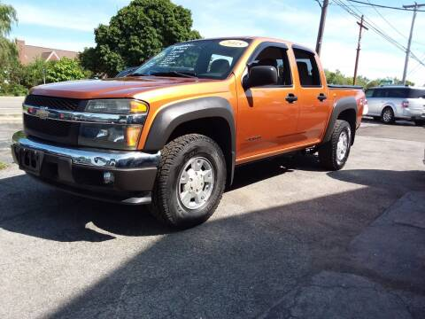 2005 Chevrolet Colorado for sale at Peter Kay Auto Sales in Alden NY