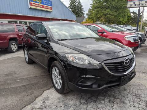 2013 Mazda CX-9 for sale at Peter Kay Auto Sales in Alden NY