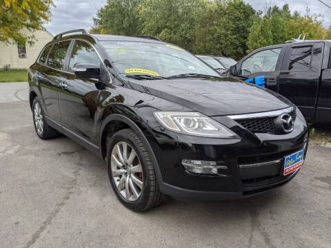 2009 Mazda CX-9 for sale at Peter Kay Auto Sales in Alden NY
