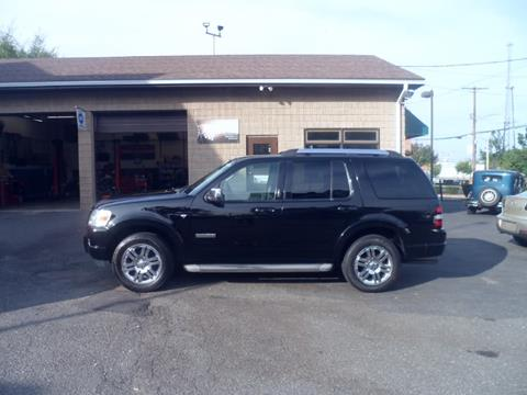 2008 Ford Explorer for sale in Bridgeport, CT