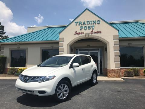 2012 Nissan Murano for sale in Conover, NC