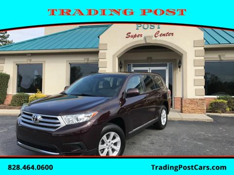 2013 Toyota Highlander for sale in Conover, NC