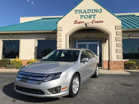 2011 Ford Fusion for sale in Conover, NC