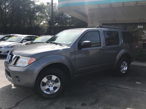 2009 Nissan Pathfinder for sale in Conover, NC