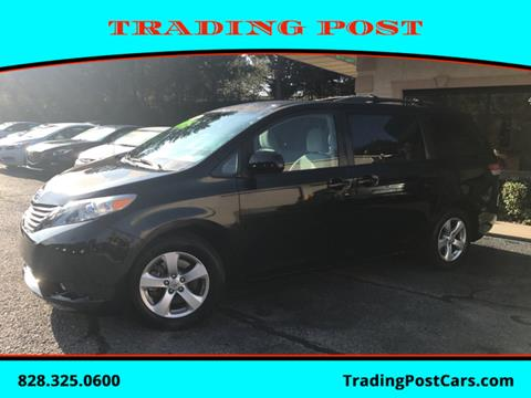 2012 Toyota Sienna for sale in Conover, NC