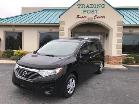 2012 Nissan Quest for sale in Conover, NC
