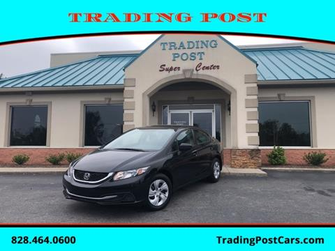 2015 Honda Civic for sale in Conover, NC